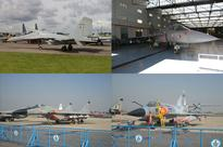 A look at the Indian Air Force Fighter Jets