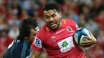 Ioane off to Stade Francais: report