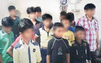 Child trafficking: 6-year-old and 17 other children rescued in a raid near Delhi