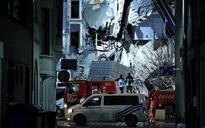 Two killed and 40 injured after building explosion in Antwerp