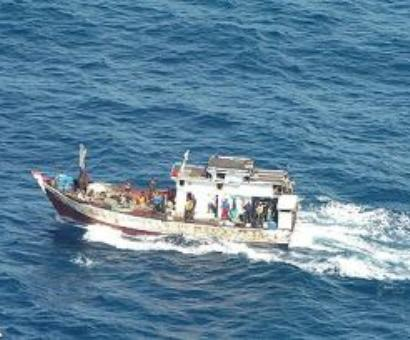 Sri Lankan Navy arrests 80 Australia-bound Tamils