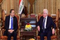 Iraq, Syria call for united stance against terror