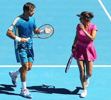 Australian Open: Sania-Ivan fall at final hurdle