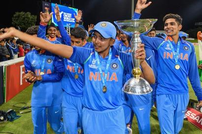 5 Indians, including Shaw, Kalra, Gill, in ICC U-19 WC Team