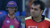 WATCH | IPL 2017: When karma struck hard and Rashid Khan owned Ben Stokes