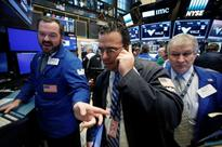 US STOCKS SNAPSHOT-S&P, Nasdaq end lower with tech; Dow up