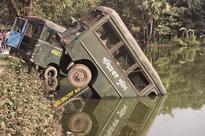 Tension in Bhangar after 2 killed during land stir