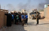 Kurdish forces open new front on IS capital Mosul
