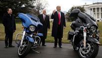 Trump mimics Modi, says US 'getting nothing' on Harley-Davidson tariff issue