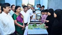 Science exhibition on