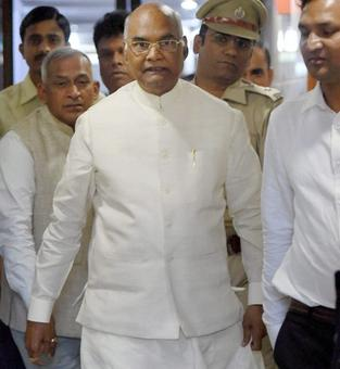 Will R N Kovind, too, sign on the dotted line?