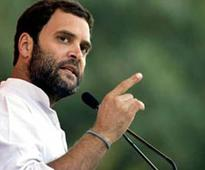 Will not rest till Gabbar Singh Tax is converted to GST: Rahul
