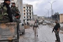 Rebels in Aleppo driven out from half of their territory
