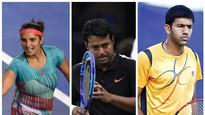 French Open: Sania, Paes, Bopanna march through to second round