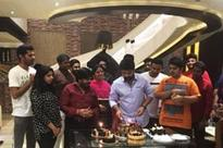 Photo of the day: STR celebrates birthday with close friends, fans