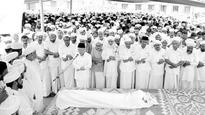 Tearful Adieu to Koyakkutty Musliyar