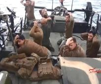 When will we learn about how Iran treated our sailors?