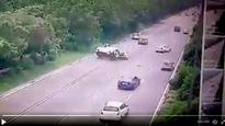 Expressway crash: Police identify, interrogate Lamborghini driver