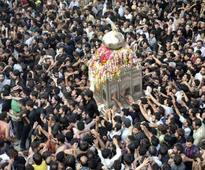 Remembrance: Youm-i-Ali procession ends at Karbala Gamay Shah