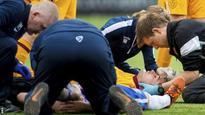 McHugh head injury 'grim' - McGhee