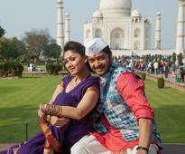 Shreyas and Manjari going an extra mile for Wah Taj!