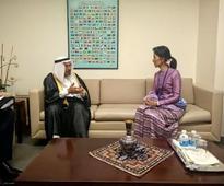 Muslim leaders urge Suu Kyi to protect Rohingya minority