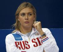 Suspended Maria Sharapova named in Russia team for Rio Olympics 2016