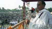 Rajiv Gandhi 'a middleman for Saab'