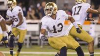 Notre Dame confirms Luatua's transfer to BYU