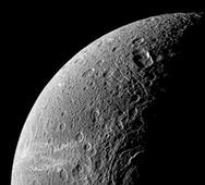 Planetary science: Ocean on another of Saturn's moons