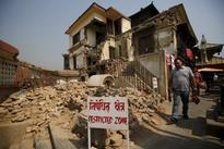 Homeless Nepal quake survivors fear climate shocks
