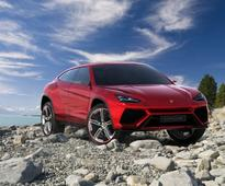 Lamborghini Urus SUV coming to India in 2018