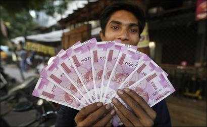 Rupee movement, inflows of funds to guide Indian equities