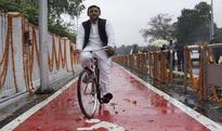 Cycle goes to Akhilesh Yadav: Here is how Twitter reacted