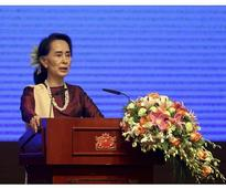 Oxford university drops Suu Kyi from common room name