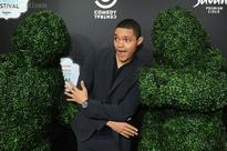 Trevor Noah on Esquire's cover