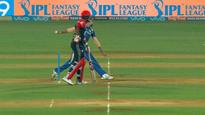 IPL 2018 - MI vs RCB: When Umesh Yadav was given out after an umpiring howler; Watch video