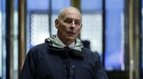 Views of General Kelly: Lead pick for Trump's head of Dept. Homeland Security