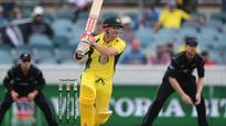 Live updates: David Warner falls for 119 as Aussie score mounts