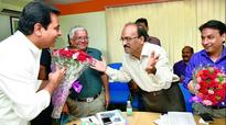 Telangana IT minister KTR drafting plan for development