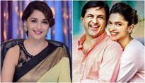 Padmaavat actress Deepika Padukone reveals her father Prakash Padukone went heartbroken and locked himself after Madhuri Dixit's marriage