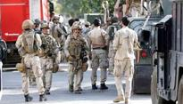 Kabul: Five injured as suicide bomber targets NATO convoy