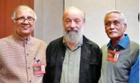 Ramendu, Selim attend theatre day celebrations in China