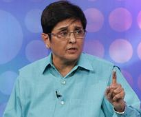 Not being allowed to praise Puducherry Lt Governor Kiran Bedi, Oppn AINRC stages walkout