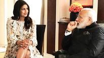 PM Narendra Modi had no issues with Priyanka Chopra's dress