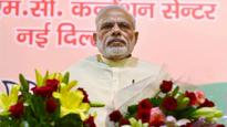 PM Modi says nationalism is identity of BJP, Congress calls it act of political deception