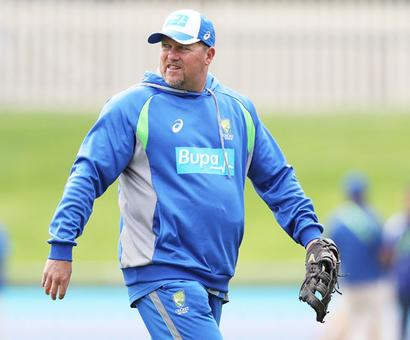 Saker to replace head coach Lehmann for India ODIs