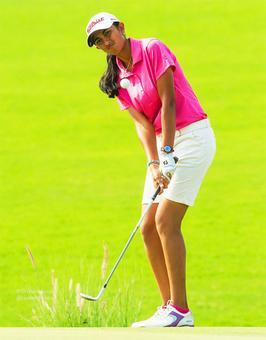 Aditi Ashok on a roll, wins inaugural Qatar Ladies Open