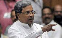 BJP lashes out at Siddaramaiah saying steel flyover is an election strategy