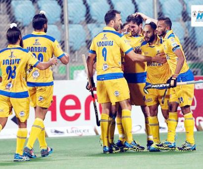 HIL: Waveriders' winless run continues, lose 2-3 to Punjab